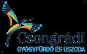 Csongrád Fürdő Logo